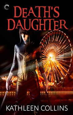 Death's Daughter by Kathleen Collins~Realm Walker Bk2. Juliana Norris, Realm Walker with the Agency, is an Altered. Her gift—the quality that makes her the best Realm Walker in the business, without boast—is the ability to read magical signatures. Whether the gift came from her father, the dark fae god of death, or the mage mother she can't remember, is anyone's guess. And when Altered children start going missing…her heritage is the last thing on her mind.