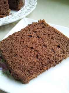 MamaFaMi's Spice n Splendour: Chocolate Chiffon Cake Chocolate Chiffon Cake, Chocolate Cakes, Asian Recipes, Ethnic Recipes, Fudgy Brownies, Spices, Desserts, Food, Tailgate Desserts