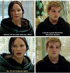 """1,638 Likes, 18 Comments - ⠀⠀⠀⠀⠀— joshifer + jlaw trash ➴ (@everlarkforeverdeen) on Instagram: """"I will always love everlark, they're so pure; I miss them so much I need to watch the films again…"""""""