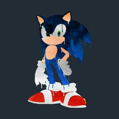 Check Out This Awesome Sonic The Hedgehog Design On