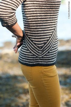 Ravelry: Fortune Bay pattern by Mercedes Tarasovich-Clark