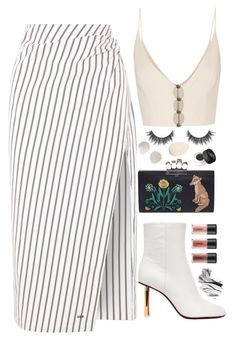 """""""Untitled #344"""" by zada ❤ liked on Polyvore featuring Off-White, Vetements, Alexander McQueen, Bony Levy, Zimmermann, MAC Cosmetics, Bobbi Brown Cosmetics, NARS Cosmetics and Christian Dior"""