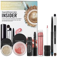 bareMinerals - bareMinerals Insider™ Introducing Color Shift™ Eyecolor   -  #sephora
