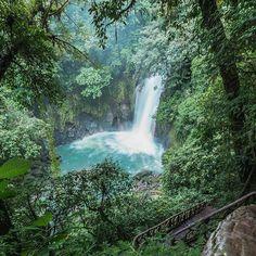 One of the gems of Tenorio #Volcano National Park Rio Celeste is a must-see.  via @alphawanderlust! #CostaRicaExperts #CostaRica