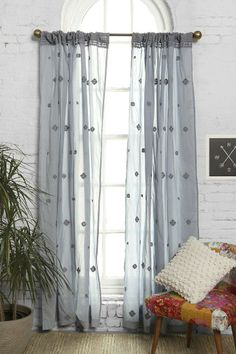 Magical Thinking Victoria Curtain #urbanoutfitters
