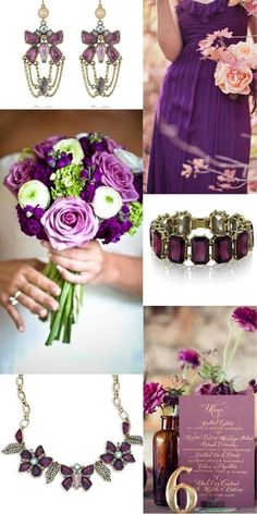 If you have a purple theme wedding, match it with #chloeisabel #PapillonNocturne. Available at https://www.chloeandisabel.com/boutique/lostlonelydreamer. #wedding #fashion #inspiration