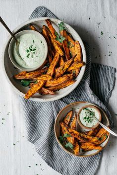 5 Crispy Sweet Potato Fries Recipes | Bloglovin' — The Edit | Bloglovin'