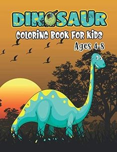 The Perfect Gift for Children's Click the cover to see what'sinside! This#Dinosaur #Coloring #BookLike This #Coloring #Dinosaurs Dot to Dot Activity Book #For #Kids to Improve Their #Skills #unicorn #dino #colorful #amazon #books Dinosaur Coloring, Thing 1, Trust Yourself, Book Activities, Dinosaurs, Gifts For Kids, Good Books, Coloring Books, Unicorn