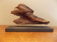 How to make a Driftwood Sculpture- great man gift idea Minwax Blog #MinwaxatSnap #MeetBruce