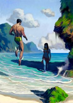 Namor by Michael Maher