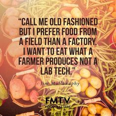 Our vote is for fresh farm food!  www.fmtv.com