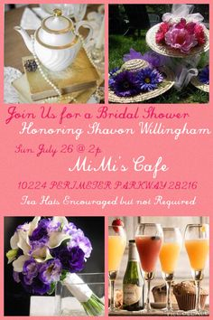 #BridalShower #Invitations