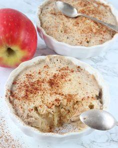 nyttigäppelkladdkaka10 Healthy Breakfast Snacks, Healthy Treats, Healthy Baking, Healthy Desserts, Raw Food Recipes, Baking Recipes, Delicious Desserts, Dessert Recipes, Cookies For Kids