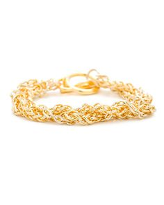 The Callie Bracelet by JewelMint.com, $65.00