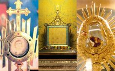 Eucharistic miracles ~ 5 Extraordinary Eucharistic Miracles that Left Physical Evidence (With Pictures!)