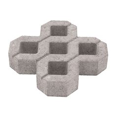 Concrete Paver Grasspaver 390x90x390mm for high strength paving requirements. Buy online. Pick or delivery.