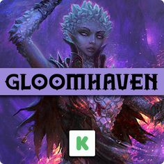 Gloomhaven Kickstarter News and Information, upcoming cooperative tactical combat game 1-4 players with a persistent campaign setting.