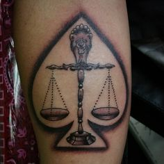 30 Extraordinary Libra Tattoos