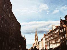 Edinburgh city.
