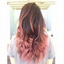 Image result for Brown to Pastel Hair