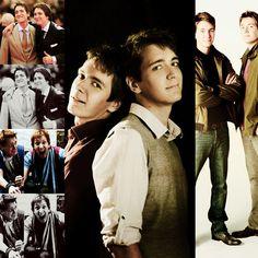 georg, harri potter, peopl, fred, potterhead, weasley twin