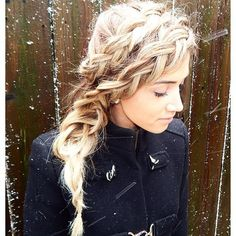 Snow Braids - Trends & Style