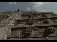 La Ciudadela y el Templo de la Serpiente Emplumada. 5to. video más visto en 2011