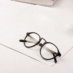 Mens Womens Nerd Glasses Clear Lens Eyewear Unisex Retro Eyeglasses  Spectacles Nerd, Unisex, Glasses e353085223