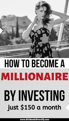 Budget, save & invest money to become a millionaire with just a few dollars each month. This simple beginners guide to wealth building & getting rich will have your finances making money from passive income from dividends. Is the stock market passing you by? Then, learn these money tips today because money management & your money matters. #money #finance #investingtips #wealth #rich #passiveincome #vanguardinvesting Investing In Stocks, Investing Money, Saving Money, Online Stock Trading, Dividend Investing, Rich Money, Investment Tips, Become A Millionaire, Loosing Weight