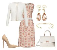 """""""Без названия #2395"""" by claire-hamilton-bristol ❤ liked on Polyvore featuring Erdem, Ted Baker, Jimmy Choo, Valentin Magro and Sabine Getty"""