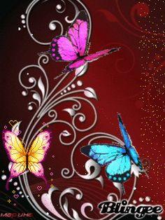 0_a7e5_c179559d_L - Бабочки - Картинки для мобильного - Картинки Для Мобилки