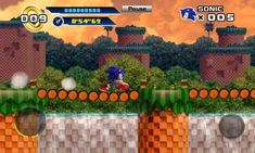 Sonic The Hedgehog Episode 1 - Android game screenshots. Gameplay Sonic The Hedgehog Episode Sonic The Hedgehog 4, Xbox One, Windows Mobile, Chaos Emeralds, Game Sonic, Classic Sonic, Best Android Games, Big Screen Tv, Game Update