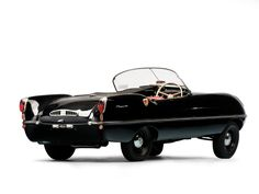 1958 Goggomobil Dart