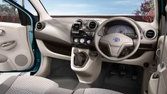 Datsun Go - Not only Smart from Outside.