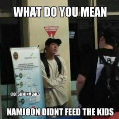 Jin be like