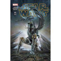 Star Wars #1, variant cover by Adi Granov
