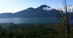 Sunrise from Batur Volcano, Bali, Indonesia. Photo: © J.C. Pozo