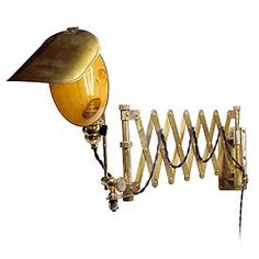 www.earlyelectrics.com  Vintage Industrial Lighting