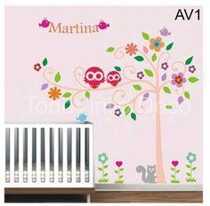 1000 images about arboles y murales que inspiran on - Vinilos arboles decorativos ...