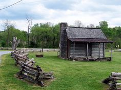 Log Cabin from the 1790,s by The Feedman, via Flickr