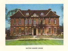 Prettyman.Freeservers.com  Bacton Manor