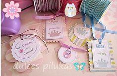 dulces pilukas: Labels ideas