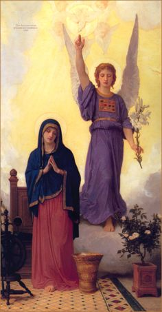 Day 3 – Novena in preparation for the Annunciation  I greet you, Ever-blessed Virgin, Mother of God, Throne of Grace, miracle of Almighty Power! I greet you, Sanctuary of the Most Holy Trinity and Queen of the Universe, Mother of Mercy and refuge ....click to read on Devotions   DEVOTIO