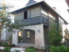 House vacation rental in Rosemary Beach from VRBO.com! #vacation #rental #travel #vrbo