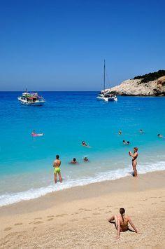 https://www.facebook.com/PoseidonHolidaysAndTours?ref=hl Porto Katsiki, Lefkada, Greece