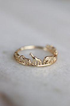 Women Silver Metal Shoulder Long Pin Body Jewelry Animal Safari Giraffe Fancy