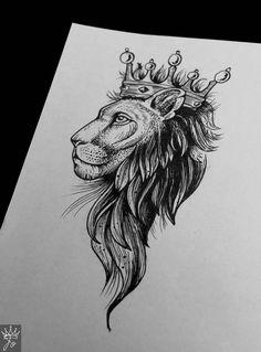Lion | Татуировки, эскизы и тату-мастера России, Украины, Беларуси, Казахстана и из всего бывшего СССР
