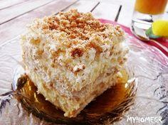 Milfei greek dessert