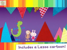 Lazoo: Let's Color! screenshot 5
