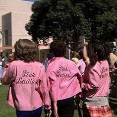 We love the pink ladies jackets
